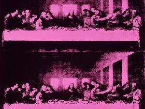 Warhol, The Last Supper